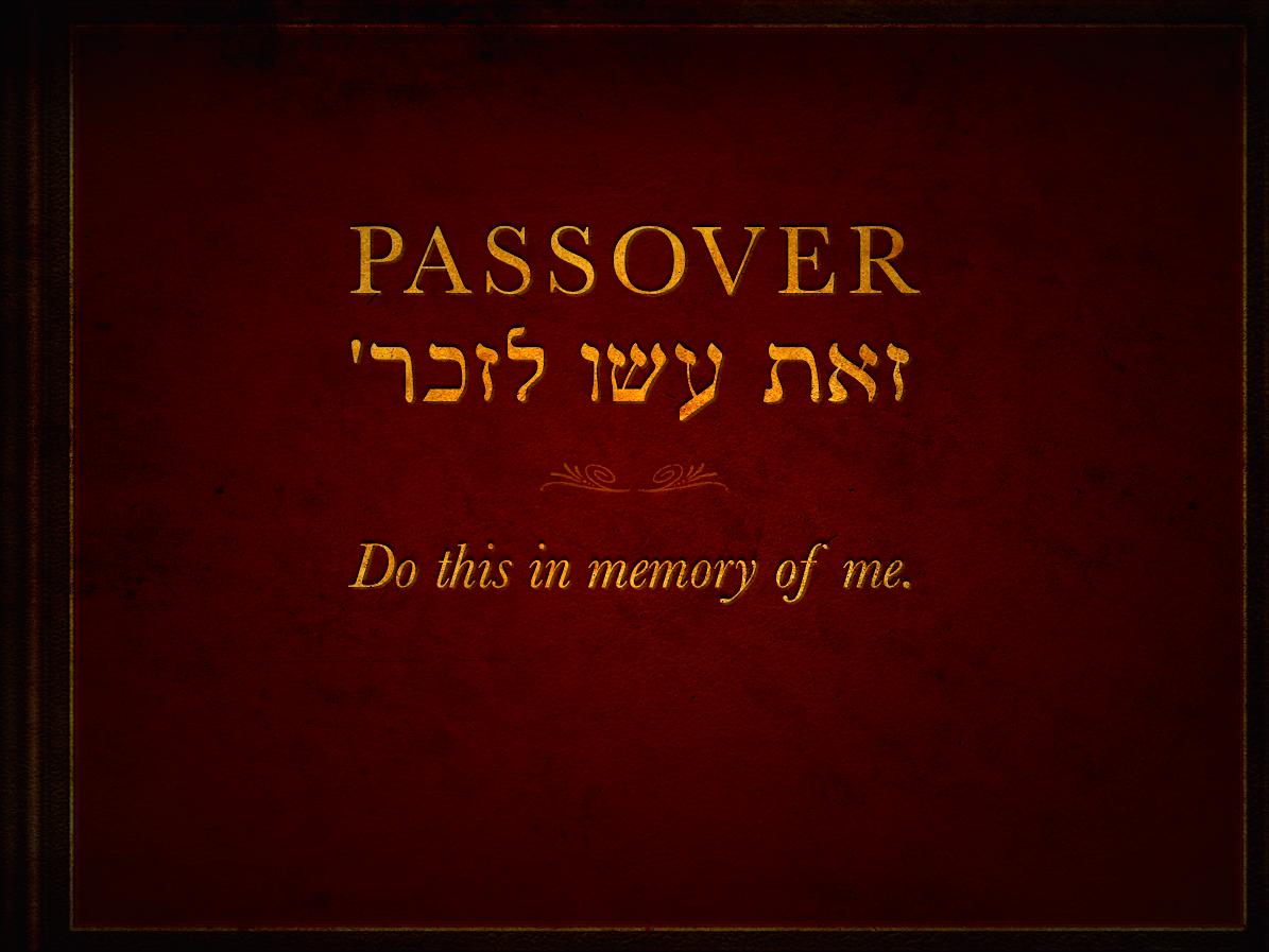 Passover Seder Invitat...