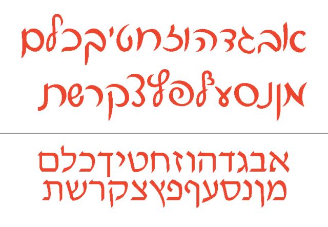 Print and Script